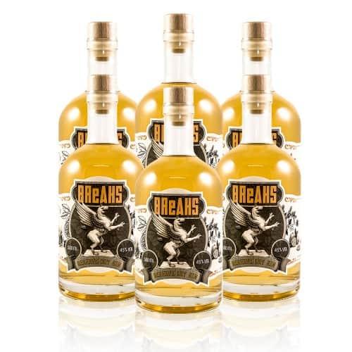 Breaks Reserve Dry Gin 6er Set