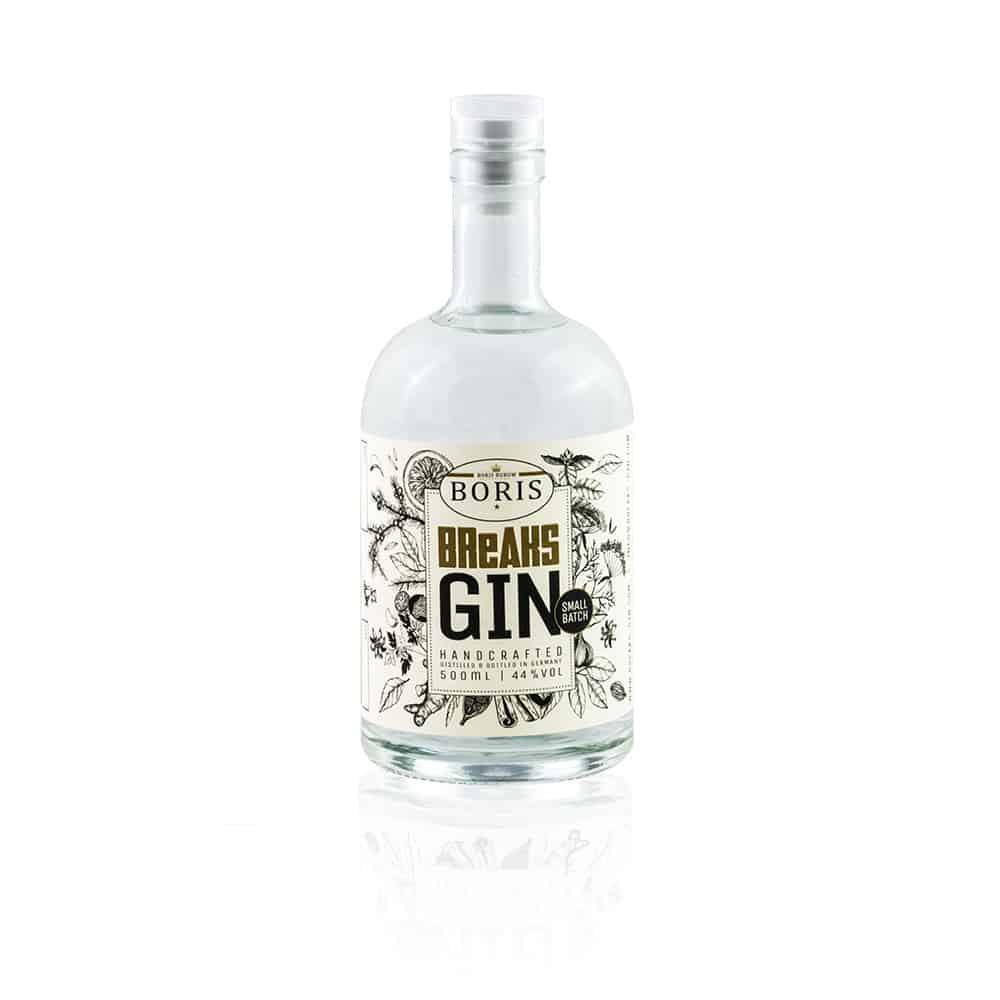 Boris Burow Breaks Gin