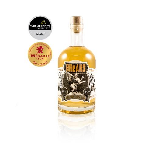 Breaks Reserve Dry Gin Medaille