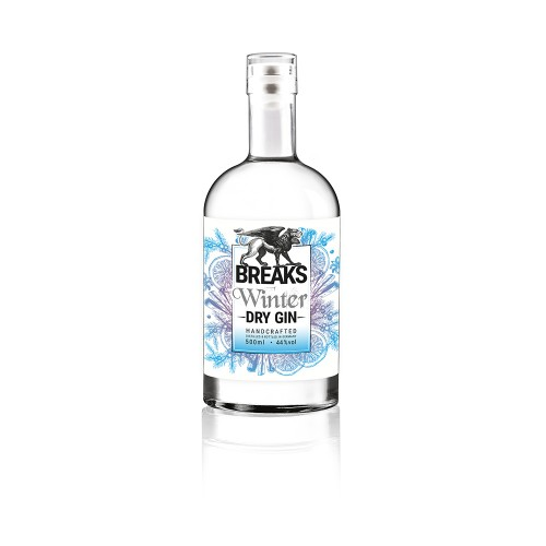 Breaks Gin, Winter Dry Gin