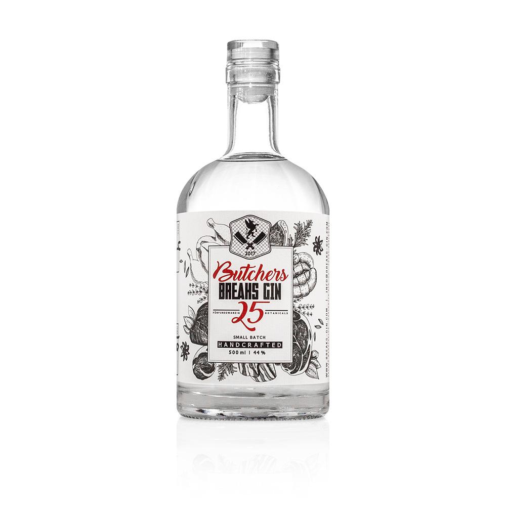 2021 Breaks Gin Butchers