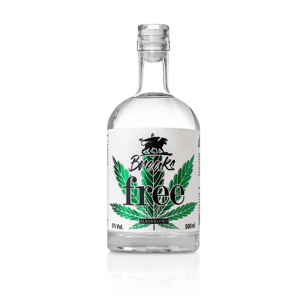 2021 Breaks Gin Free Alkoholfrei