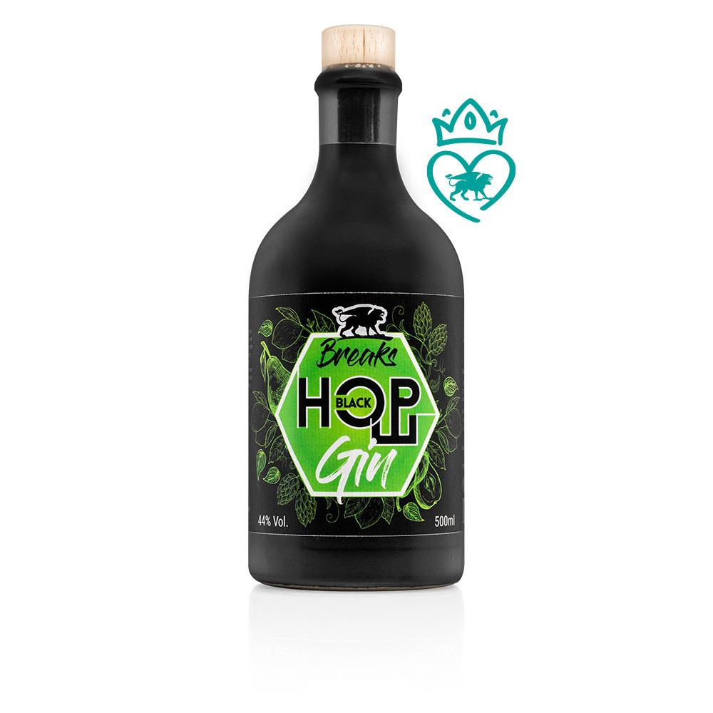 2021 Breaks Gin Hopgin X