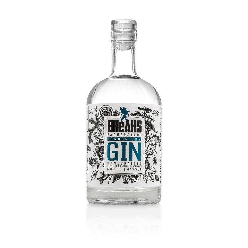 2021 Breaks Gin Premium