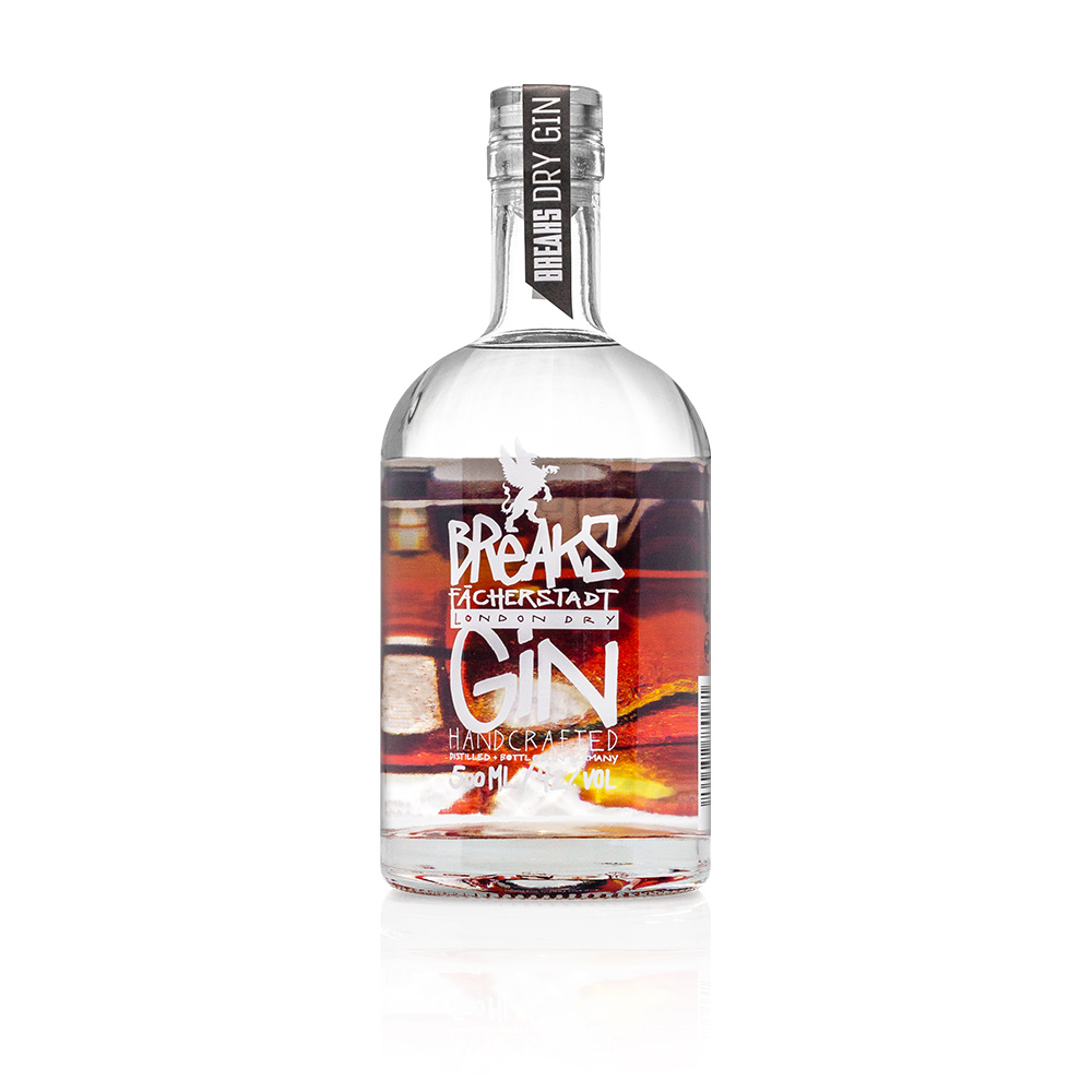 2021 Breaks Gin Sonderedition Feuer