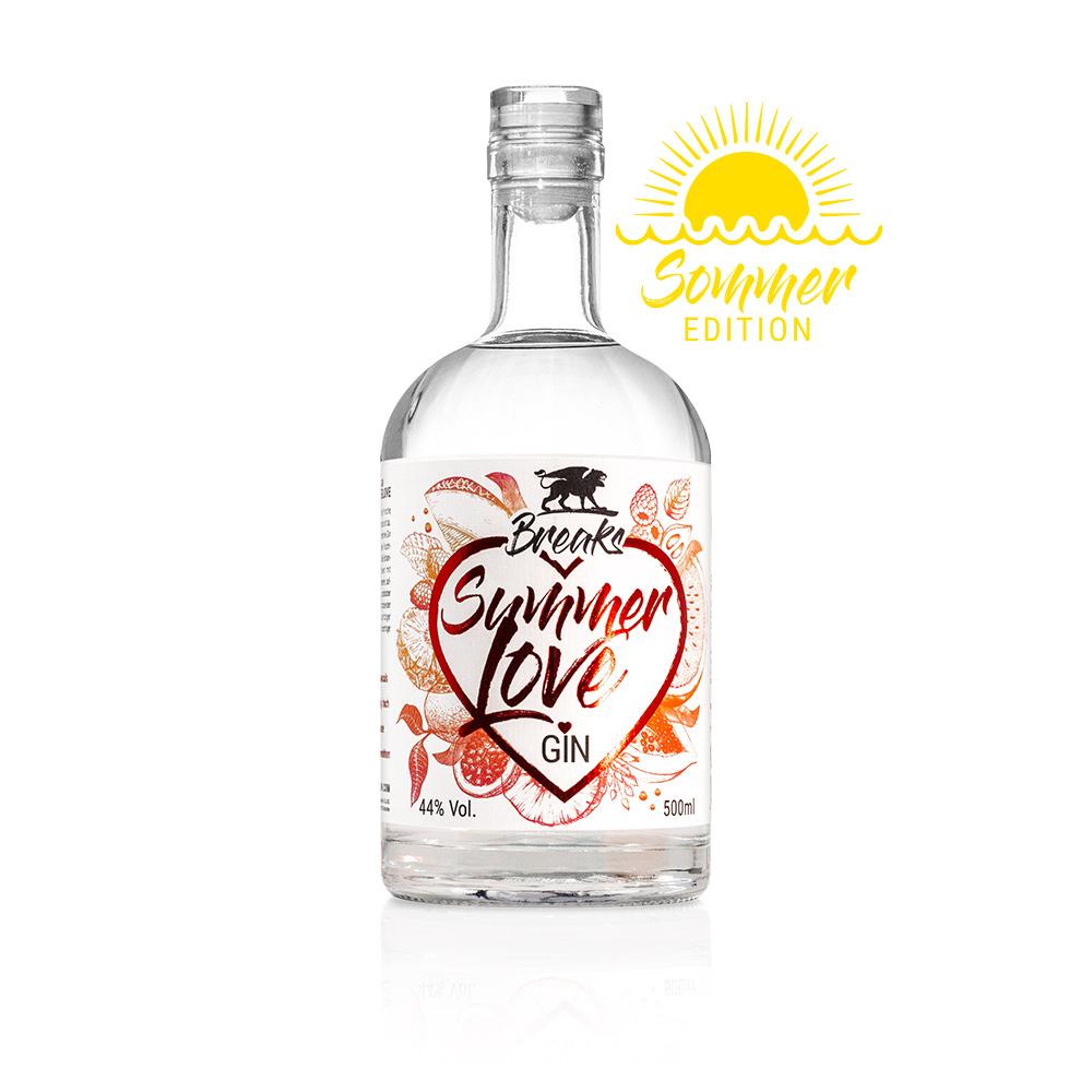 2021 Breaks Gin Summerlove X