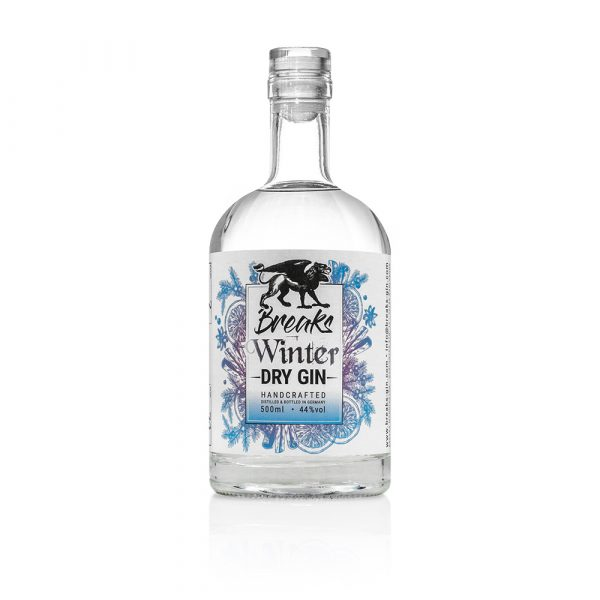Winter Gin 500ml Winteredition