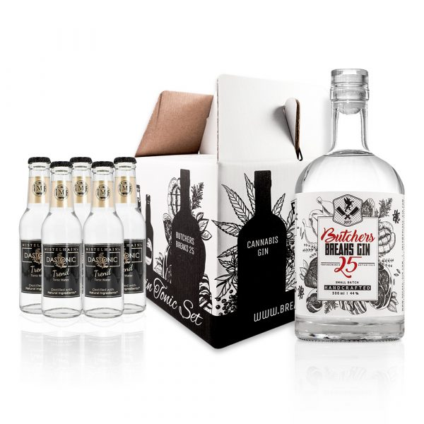6er Set Little Breaks Gin Mixed 50ml Gin Frei W Hlbar
