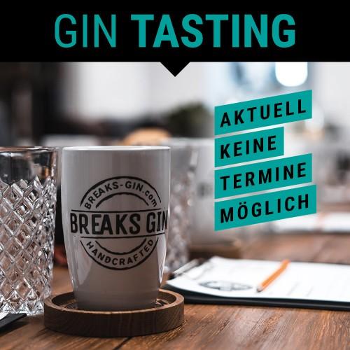 Gin-Tasing keine Termine