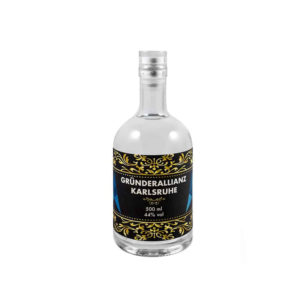 Gründerallianz Breaks Gin