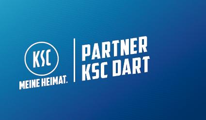 Offizieller Partner KSC Dart
