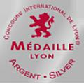 Breaks Gin Silber Medaille